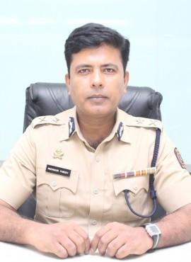 Joint CP Madhukar Pandey