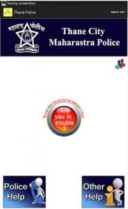 Hope, Thane Police App